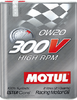Motul 300V HIGH RPM 0W20 100 % Synthetic